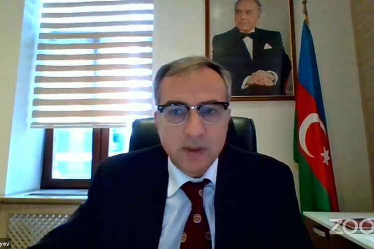 "A webinar titled ""Nagorno-Karabakh and the future of Turkey-Azerbaijan relations"" was held"